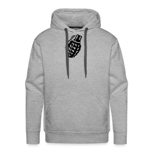 GRENADE EXPLOSION - Sweat-shirt à capuche Premium pour hommes
