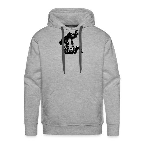 Jutsu v2 - Mannen Premium hoodie