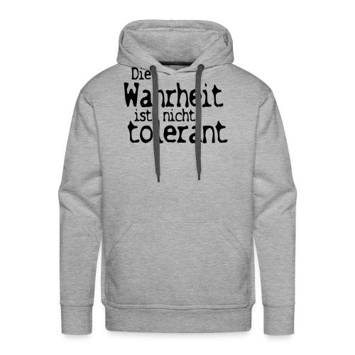 tolerant (JESUS-shirts) - Männer Premium Hoodie