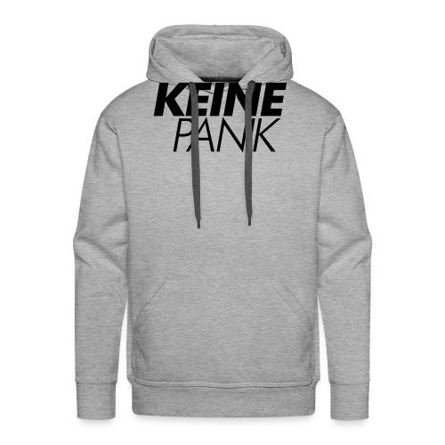 KEINEPANIK Linebreak - Männer Premium Hoodie