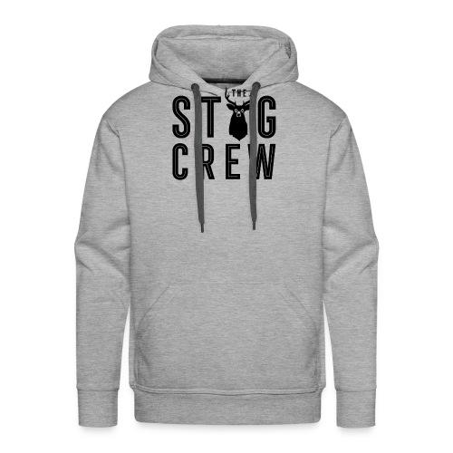 THE STAG CREW - Men's Premium Hoodie