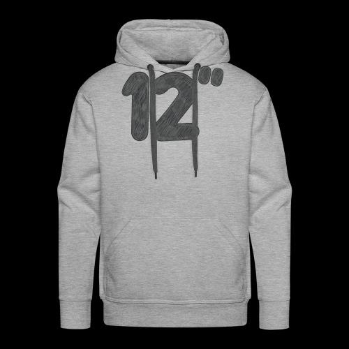12'' - Men's Premium Hoodie