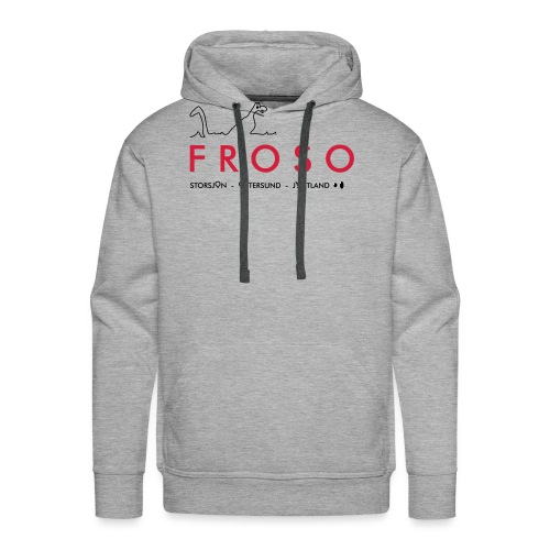 froso - Premiumluvtröja herr