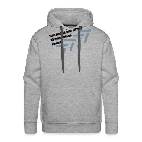 Hanomag T-Shirt schwarz - Männer Premium Hoodie