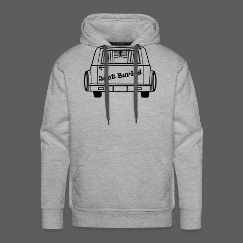 Leichenwagen - Just Buried - Männer Premium Hoodie