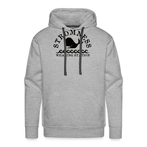 Sromness Whaling Station - Men's Premium Hoodie