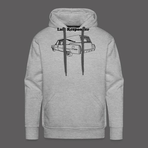 Leichenwagen - Last Responder - Männer Premium Hoodie