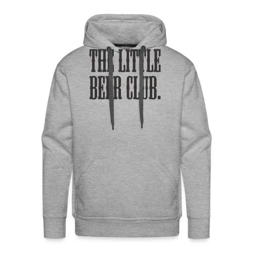 The Little Beer Club. Grey T Shirt - Men's Premium Hoodie
