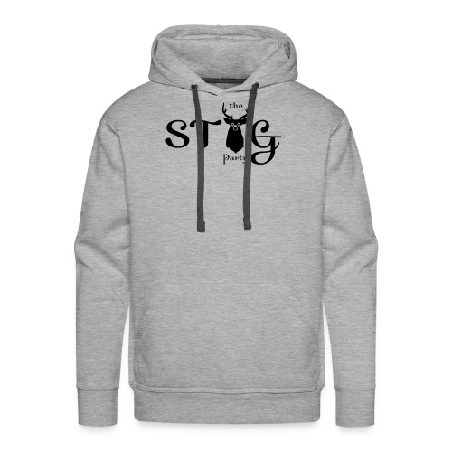THE STAG PARTY - Men's Premium Hoodie