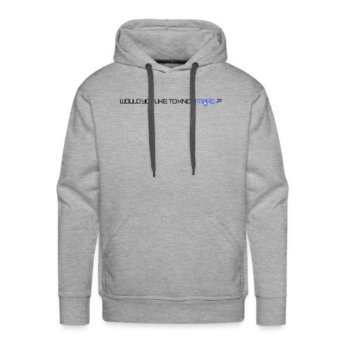 StarshipTroopers - Sweat-shirt à capuche Premium pour hommes