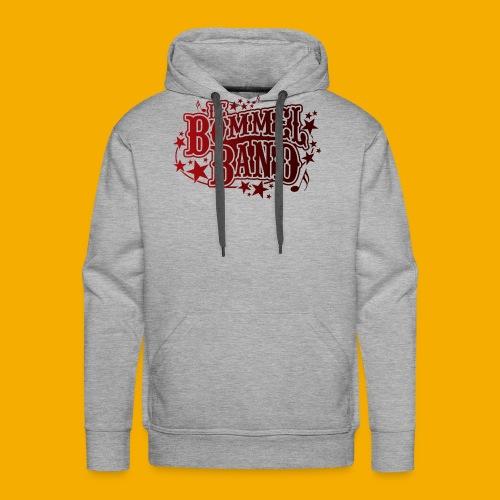 tshirt clear - Mannen Premium hoodie