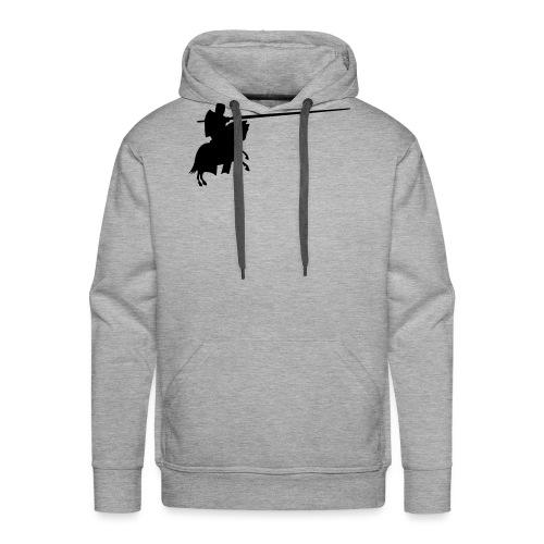 Ritter - Männer Premium Hoodie