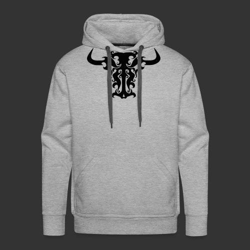 Bull - Männer Premium Hoodie