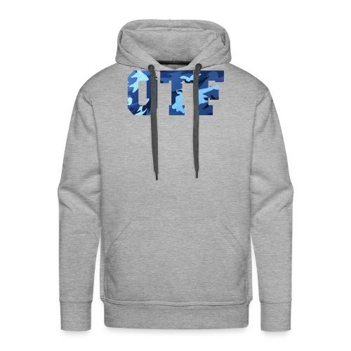 otfffff png - Mannen Premium hoodie