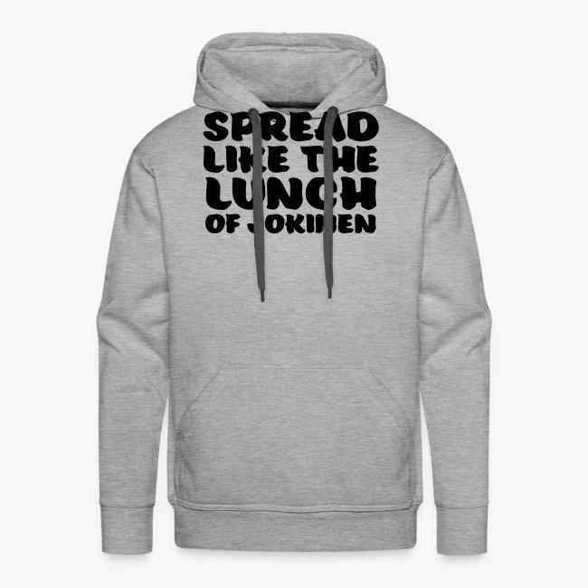 spread like the lunch of jokinen