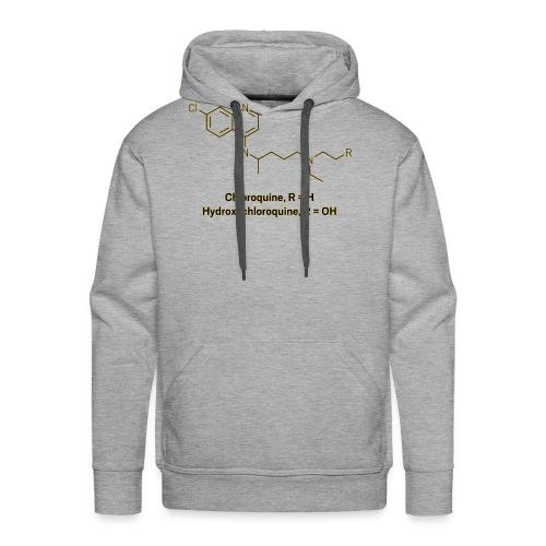 Hydroxychloroquine - Männer Premium Hoodie