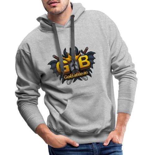 GoBattle.io - Men's Premium Hoodie