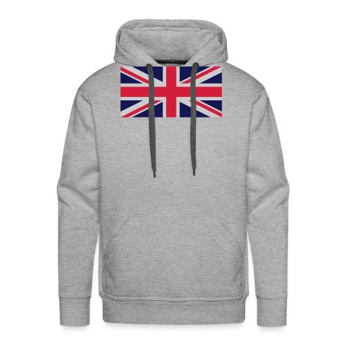 great_britain_union_flag - Men's Premium Hoodie