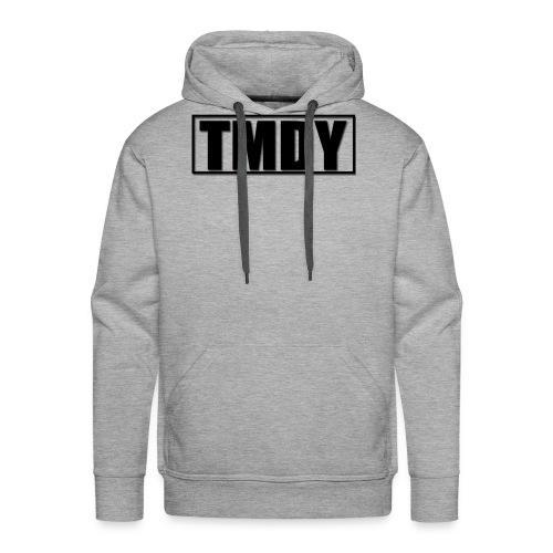 TMDY Snapback (Black logo) - Men's Premium Hoodie