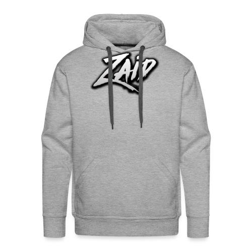 Zaid's logo - Men's Premium Hoodie