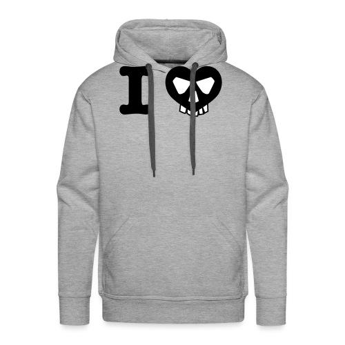 I Love... - Männer Premium Hoodie