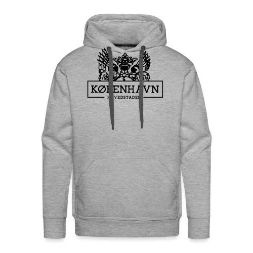 KØBENHAVN - Hovedstaden - Herre Premium hættetrøje