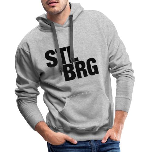 STLBRG - Männer Premium Hoodie