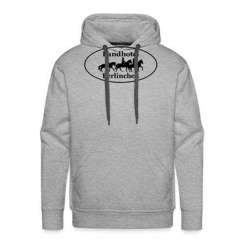 Landhotel Logo - Männer Premium Hoodie