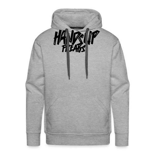 Hands Up Freaks - Männer Premium Hoodie