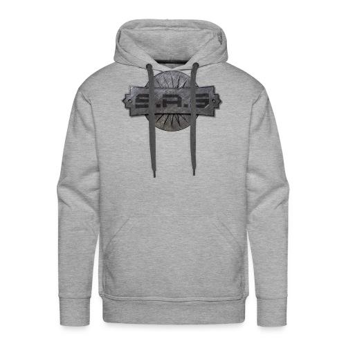 S.A.S. tshirt men - Mannen Premium hoodie