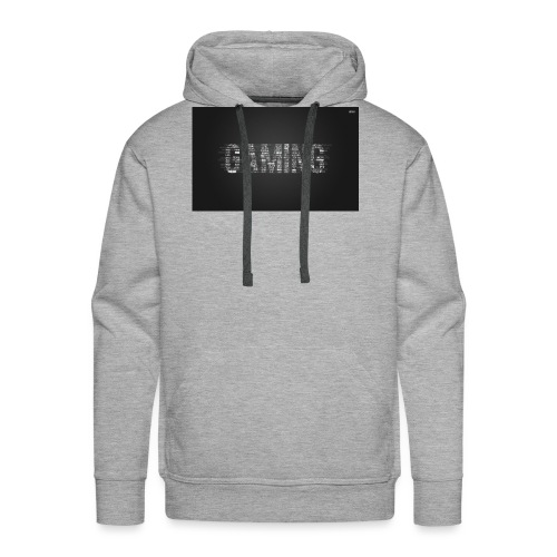 gaming pet - Mannen Premium hoodie
