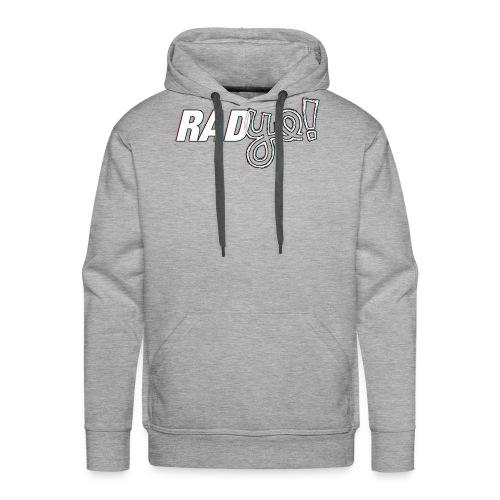 RADYO! - T-Shirt - Männer Premium Hoodie