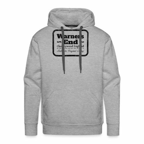 Warners End, England. Authentic Original Living - Men's Premium Hoodie