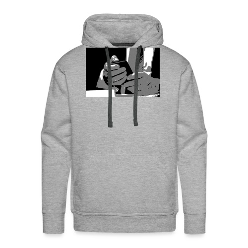 perception of reality - Männer Premium Hoodie