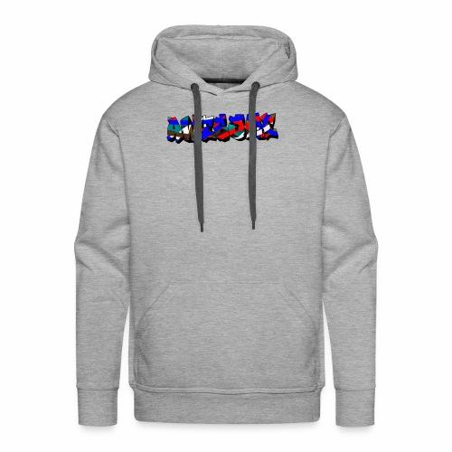 awesome street - Mannen Premium hoodie