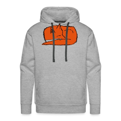 SleepingFox - Men's Premium Hoodie