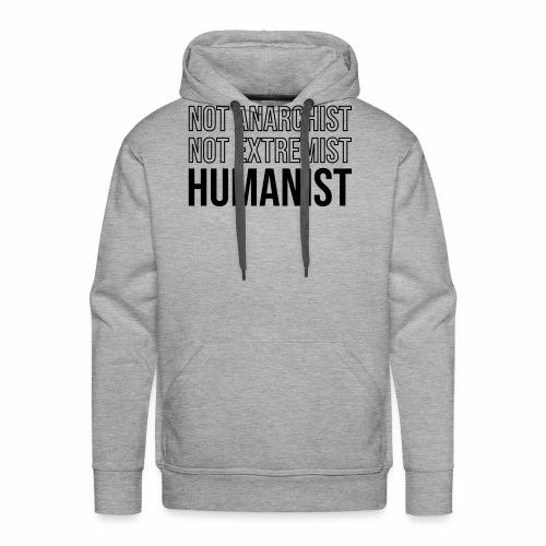 Humanist - Sweat-shirt à capuche Premium pour hommes