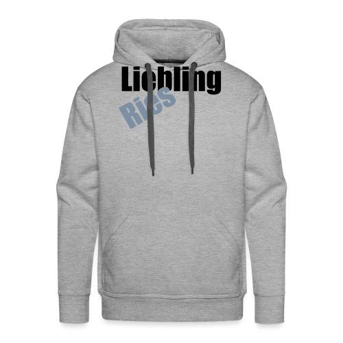 Liebling Riesling - Männer Premium Hoodie