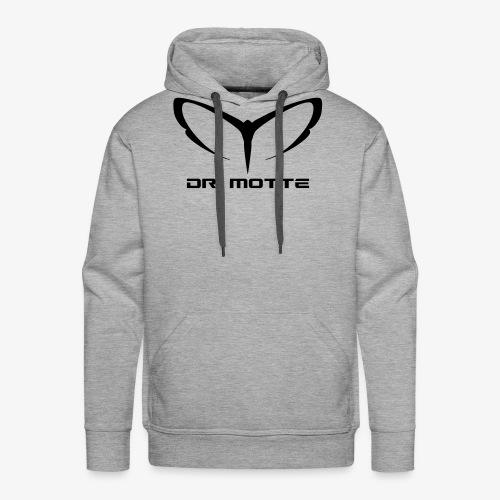 d. motte logo 2 - Men's Premium Hoodie