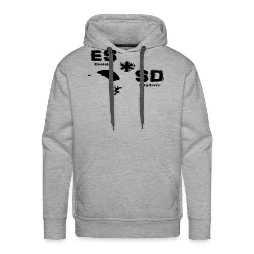 Eastsideskydiver - Männer Premium Hoodie