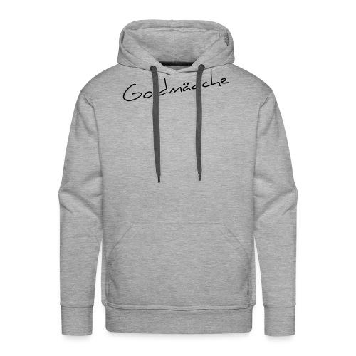 Goldmädche - Männer Premium Hoodie