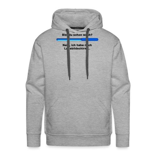 Ladebildschirm - Männer Premium Hoodie