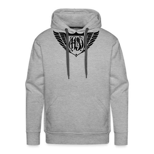 Hill Slayer Crew Logo - Männer Premium Hoodie