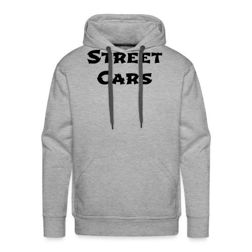 Street Cars 2 - Mannen Premium hoodie