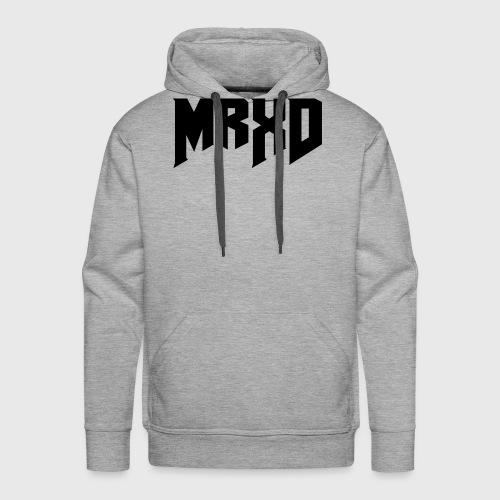 Cappello MrXD (DooM Version) - Felpa con cappuccio premium da uomo