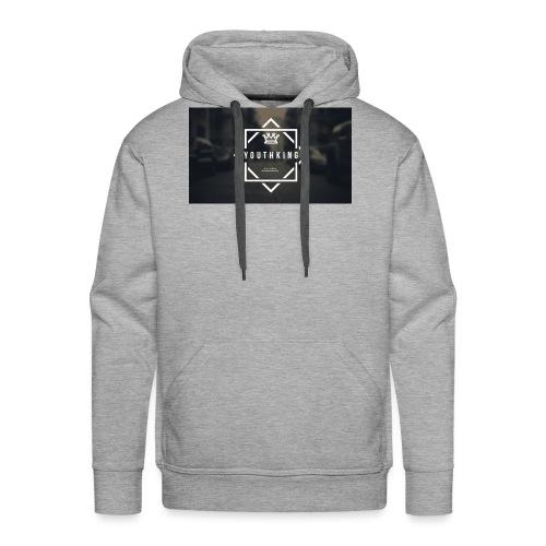 Youth King logo - Men's Premium Hoodie