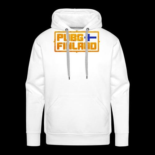PUBG Finland - Miesten premium-huppari