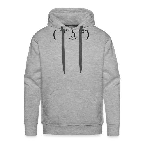 Emogi - Sudadera con capucha premium para hombre