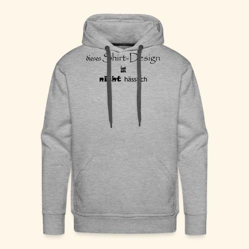 test_shop_design - Männer Premium Hoodie