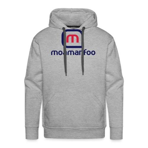 Moamanfoo - Sweat-shirt à capuche Premium pour hommes